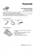 KX-T7716 Quick Reference Guide_EN