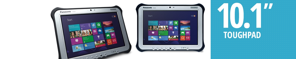 10.1-inch Toughpad Tablets  Tablets   Computer Products -  Panasonic Business Singapore