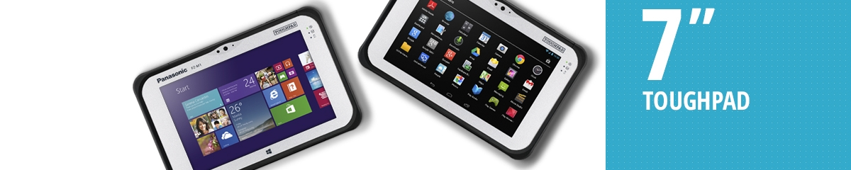 7-inch Toughpad Tablets  Tablets   Computer Products - Panasonic Business Singapore