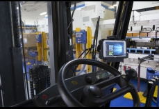 FZ-M1 - Warehouse Forklift 2
